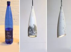 Create Your Very Own Concrete Pendant Lamp!