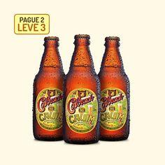 Cerveja Colorado Cauim 310 ml - Promoção Pague 2, Leve 3