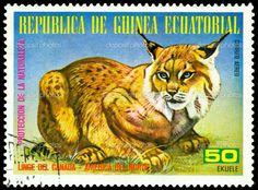 selos com linces - Pesquisa Google