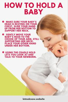 10 Baby Care Skills Every New Parent Should Master - Parenting First Time Parents, New Parents, Baby Care Tips, Baby Tips, Newborn Care, Baby Newborn, Holding Baby, A Day In Life, Baby Development