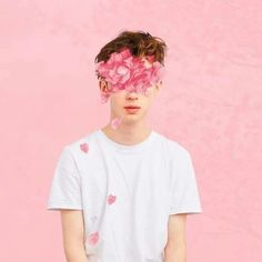 troye sivan, pink, and troye image