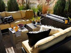 decoracion terrazas pequeñas patio