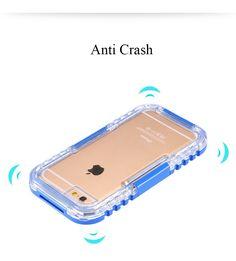 Waterproof Heavy Duty Hybrid Swimming Dive Case For Apple iPhone 6 6S - free shipping worldwide