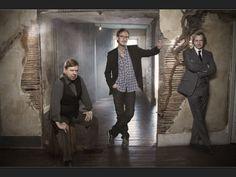 Peter Pettigrew/Timothy Spall, Remus Lupin/David Thewlis,  Rufus Scrimgeour/Bill Nighy