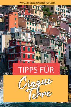 Meine besten Tipps für Cinque Terre in Italien. Wandern in Cinque Terre, Parken, Strände und vieles mehr Cinque Terre, Suitcase, About Me Blog, Wanderlust, Box, Photography, Travel, Genoa, Vacation Package Deals