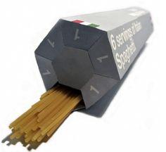 Spaghetti packaging design