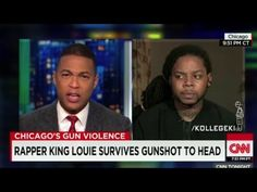 King Louie on Chicago Gun Violence: 'The Devil's Working Overtime' | Rolling Stone