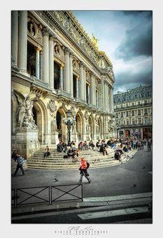 500px / Photo Paris by Viktor Korostynski