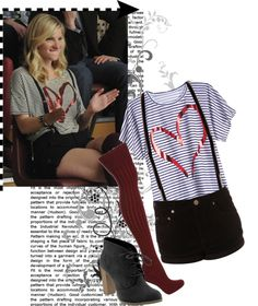 """""""Brittany S. Pierce"""" by misssoapy1 on Polyvore"""