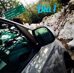 """Un paseo por las """"nubes"""" de Big Bear #VayamosJuntos #Toyota #DepaseoconMama @toyotausa"""