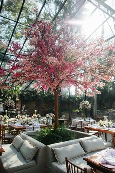 Casamento rústico-chique: árvore francesa - Foto Rafaela Azevedo