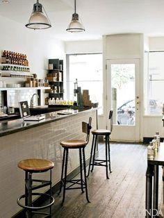 Kitchen Covet: Restaurant Spaces
