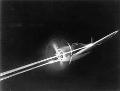 P-47 IS FIRING