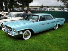 The 1962 was the last in the 300 letter series. Us Cars, Sport Cars, Desoto Cars, Chrysler 300s, Chrysler Imperial, American Auto, Amazing Cars, Car Show, Plymouth