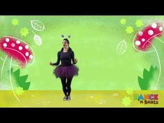 ▶ Bugs and Crawly Things: Preschool Learn to Dance - YouTube