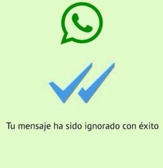 WhatsApp y el doble check azul