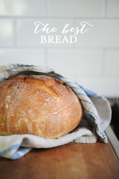 The best homemade bread - alton brown's very basic white bread