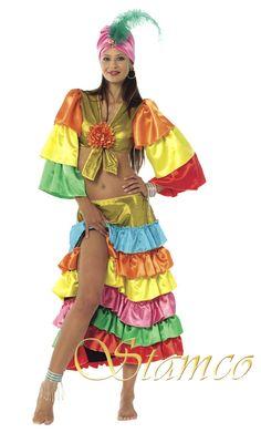 Costume Brésilienne F4