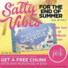 What a great deal!! And this soap Chunk smells so great <3 PoshBecki.com