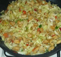 Czech Recipes, Russian Recipes, Ethnic Recipes, Meat Recipes, Chicken Recipes, Pecan Pralines, Fried Rice, Entrees, Cabbage