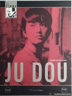 Semilla de crisantemo (1990) por Zhang Yimou. En la China rural de los años veinte, un hombre mayor, propietario de una tintorería, compra a Ju Dou, una joven campesina, con la esperanza de que le dé un descendiente varón. Se niega a aceptar que es impotente y paga sus frustraciones con ella, golpeándola constantemente. Un sobrino del hombre, que vive en la misma hacienda que la pareja, es testigo mudo de la situación hasta que intenta consolar a Ju Dou... Fictional Characters, Older Man, Large Women, Couples, Movies, Men, Fantasy Characters