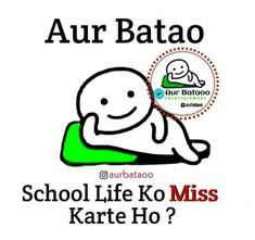 Sayri Hindi Love, Love Quotes In Hindi, Sad Love Quotes, Cute Quotes, Sarcastic Quotes Witty, Funny Attitude Quotes, Funny Baby Quotes, Funny School Jokes, School Humor