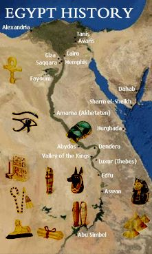Map Of Nile River Ancient Egypt Google Search Nile River - Map of egypt old kingdom