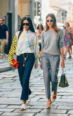 STREET STYLE, MILAN FASHION WEEK, MFW, TOMMY TON