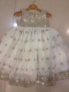 Hfg Frock Patterns, Kids Dress Patterns, Frocks For Girls, Kids Frocks, Little Girl Dresses, Flower Girl Dresses, Princes Dress, Kids Ethnic Wear, Girls Party Wear