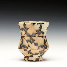 Schaller Gallery   David W. Bolton   Blowing Leaves Yunomi
