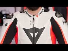 2f1ab063f8 Dainese D-Air Misano Perforated Race Suit Review at RevZilla.com - YouTube  Track