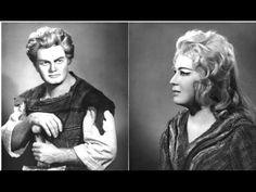 Richard Wagner: Walküre - Gundula Janowitz and Jon Vickers live 1967