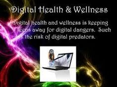 Image result for Digital Health and Wellness Technology World, Digital Technology, Eye Safety, Health World, Psychological Well Being, Digital Citizenship, Health And Wellbeing, Psychology, Coaching