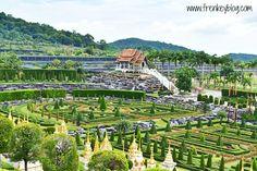 Nong Nooch Garden, Tempat Wisata di Pattaya Wajib di Kunjungi