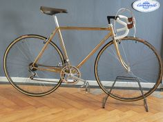 "Ciocc ""john oro"" 1970's by VSB Vintage Speed Bicycles, via Flickr"