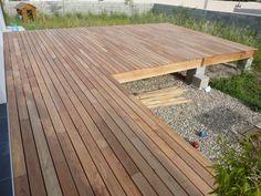 Bonjour, J'ai un projet de terrasse bois a realiser et malgre mes nombreuses recherches, je me pose encore beaucoup de questions, notamment sur les fondations. Les faits : ... (57 réponses)