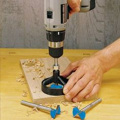 Rockler JIG IT Drill Guide - Amazon.com