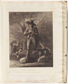 Image ID: lwlpr21909 Artist: Henry William Bunbury Title: Black Jack In: Etchings by Henry William Bunbury, Esq; and After his Designs, Folio 49 3563