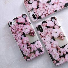 2018 is here! and so are these Floral Patterned phone cases.  Shop now at www.hitek-trader.com  Follow us on Instagram for the latest updates on more beautiful cases like this and more. @ hitektrader