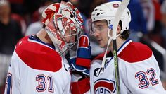 Carey Price got his 7th shutout of the year, his 4th away, last night, in a 2-0 win over Arizona. Montreal is still #1 in the East with 90 points. Picture credit: getty