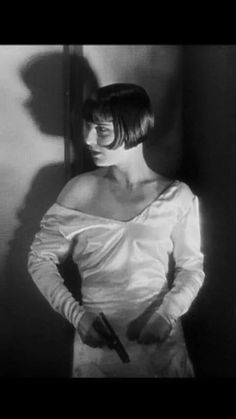 Louise Brooks really came into her own when she left Hollywood for Europe. There she appeared in a few German productions which were very well made and continued to prove she was an actress with an enduring talent. Until she ended her career in film in 1938, she had made only 25 movies. After that, she spent most of her time reading and painting. She also became an accomplished writer, authoring a number of books, including her autobiography.