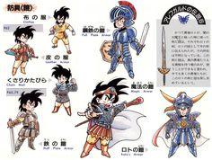 Dragon Quest Guide