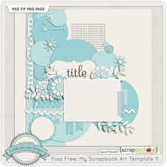 Quality DigiScrap Freebies: Template freebie from Fiddle-Dee-Dee Designs Scrapbook Layout Sketches, Scrapbook Templates, Scrapbooking Layouts, Digital Scrapbooking, Wedding Scrapbook, Scrapbook Cards, Baby Frame, Good Tutorials, Art Template