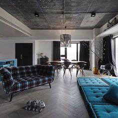 """""""Wat vinden jullie van deze stijl? #woonkamer #livingroom #wohnzimmer #bolig #interior #interieur #interior4all"""""""