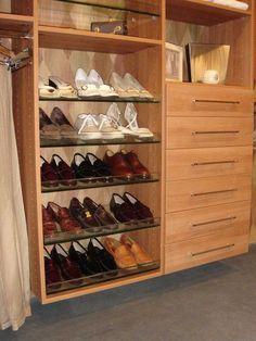 Dise os exclusivos de accesorios para vestidores y - Accesorios para armarios ...