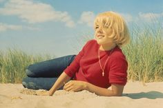 Sylvie Vartan, 1960s.