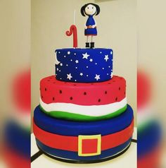 Show da Luna Bolo Fack, Hi Gorgeous, Fondant Cakes, Holidays And Events, Minions, Alice, Food And Drink, Baby Shower, Candy