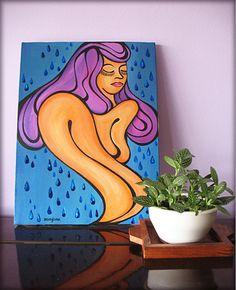 painting by Maricota Pinheiro