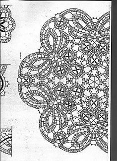 одноклассники Bobbin Lace Patterns, Bead Loom Patterns, Crochet Patterns, Hairpin Lace Crochet, Crochet Motif, Crochet Edgings, Crochet Shawl, Lace Earrings, Lace Jewelry