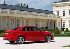 10 Fabulous Audi A3 Sedan Side View Pics